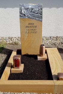Grabstein Donautal